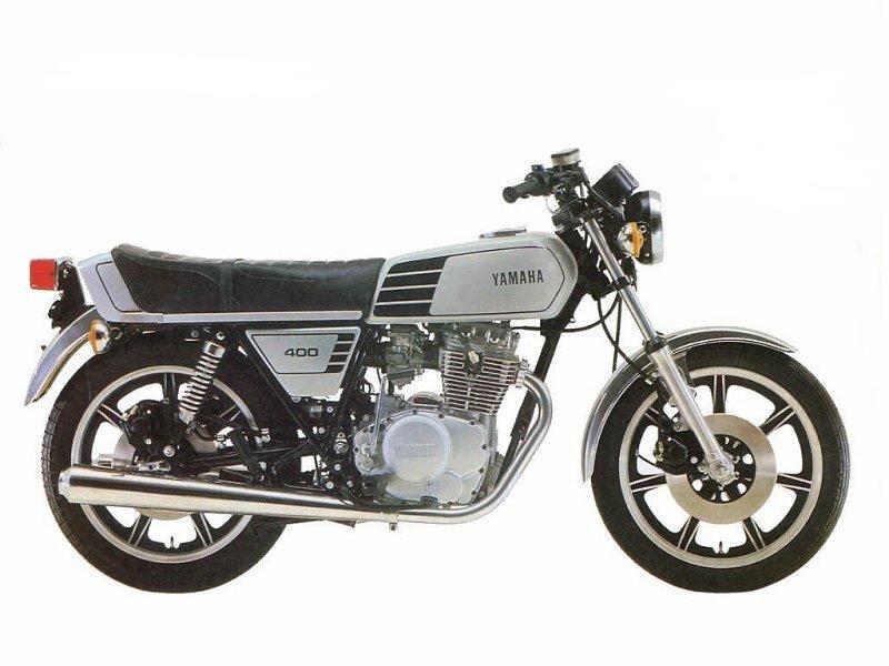 Yamaha Dt Models